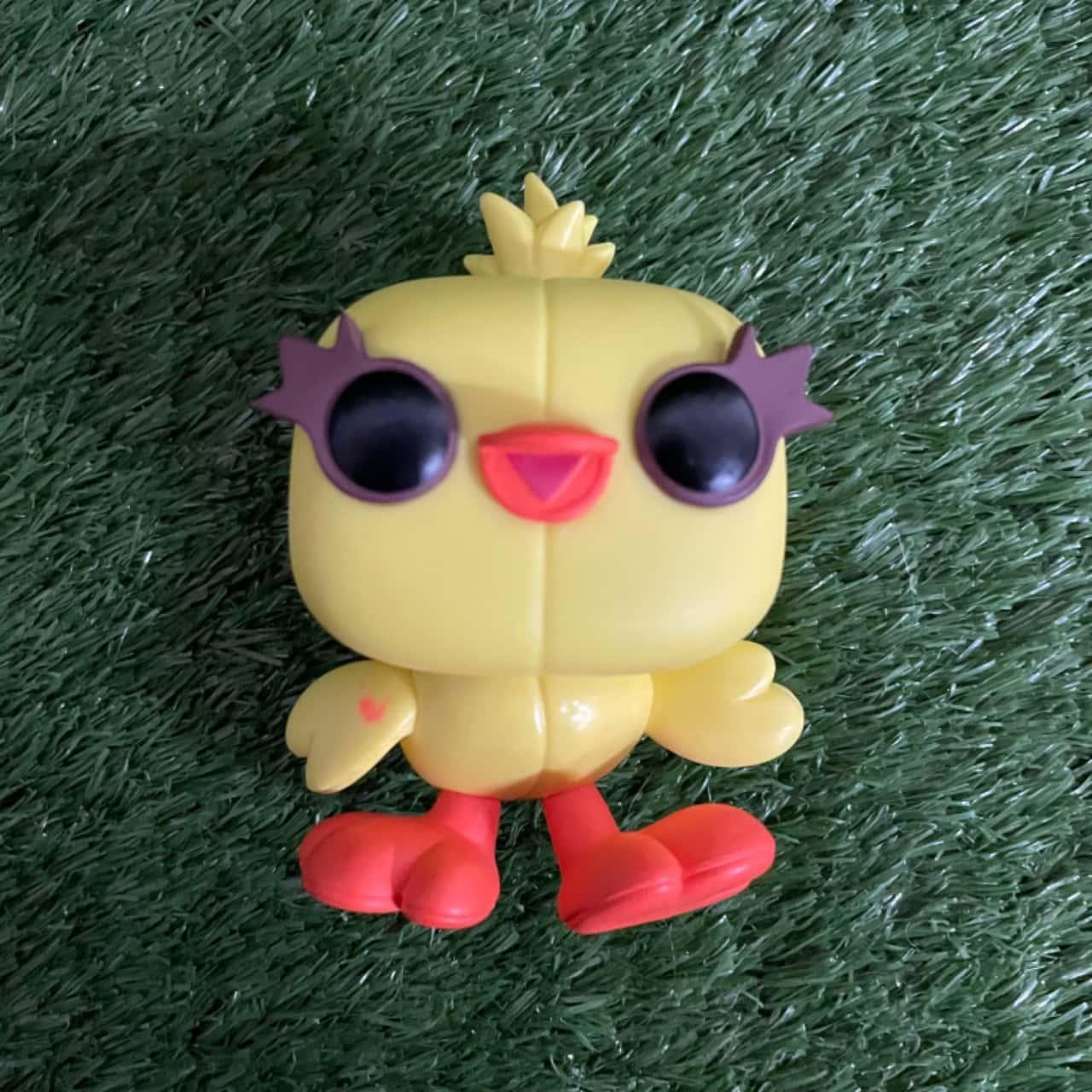 Toy Story 4: Ducky Funko Pop