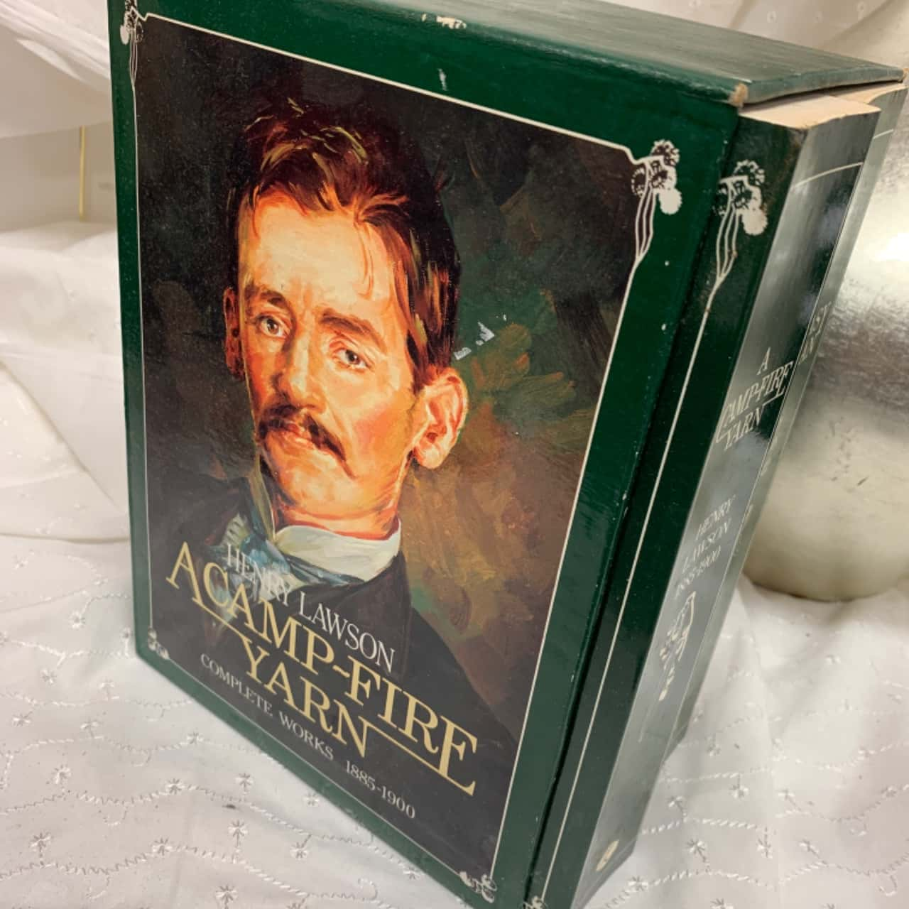 HENRY LAWSON complete works 1885-1900