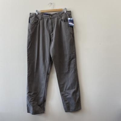 Weekenders Men's Moleskin Pants Size 36 Brown - New With Tags