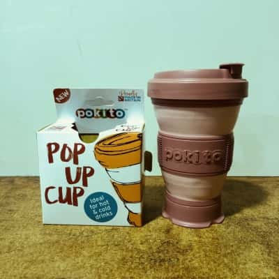 Pop Up Cup Brand New In Box