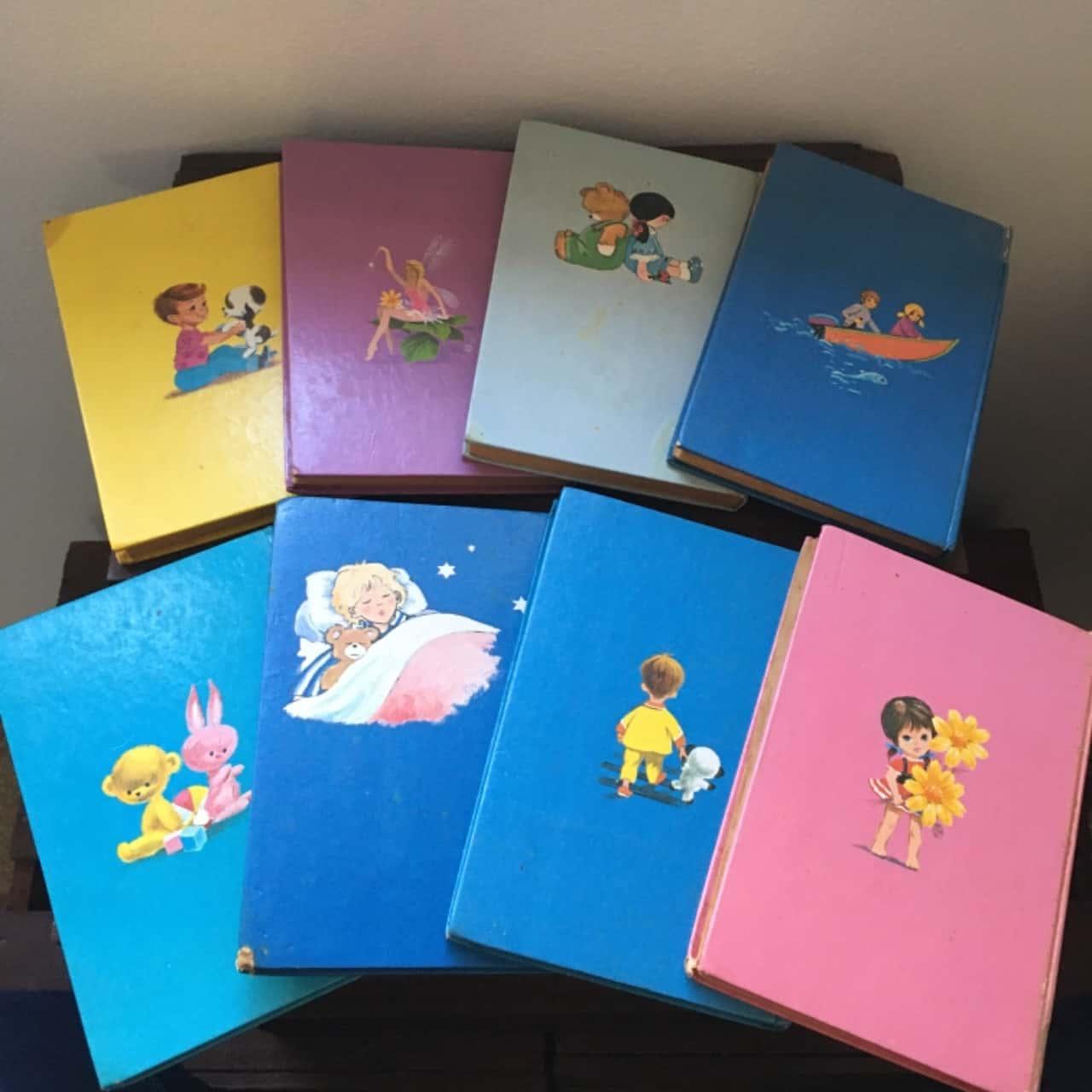REDUCED! Enid Blyton Children Nighttime Story Books