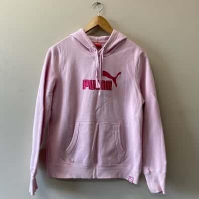 Puma Kids  Size 12 Jacket Light Pink
