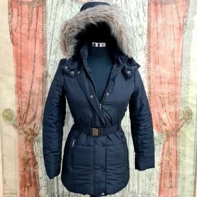 Portmans Womens  Size 6 Open Jacket Black
