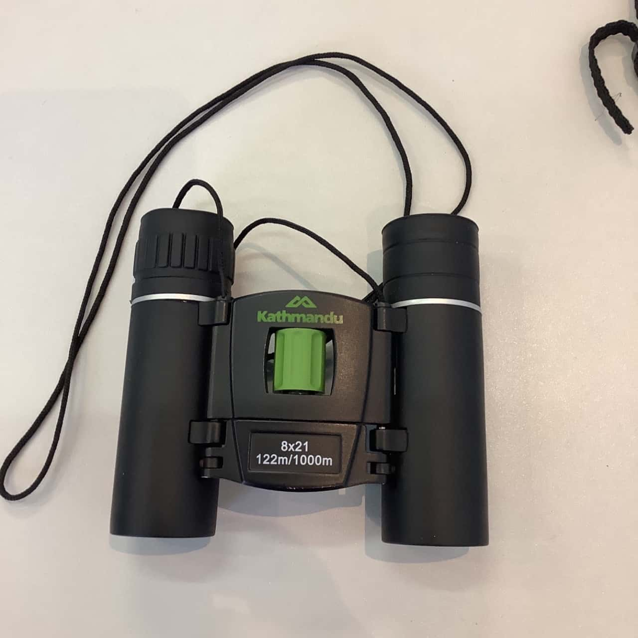 Kathmandu Set of 2 Binoculars - Green and Black