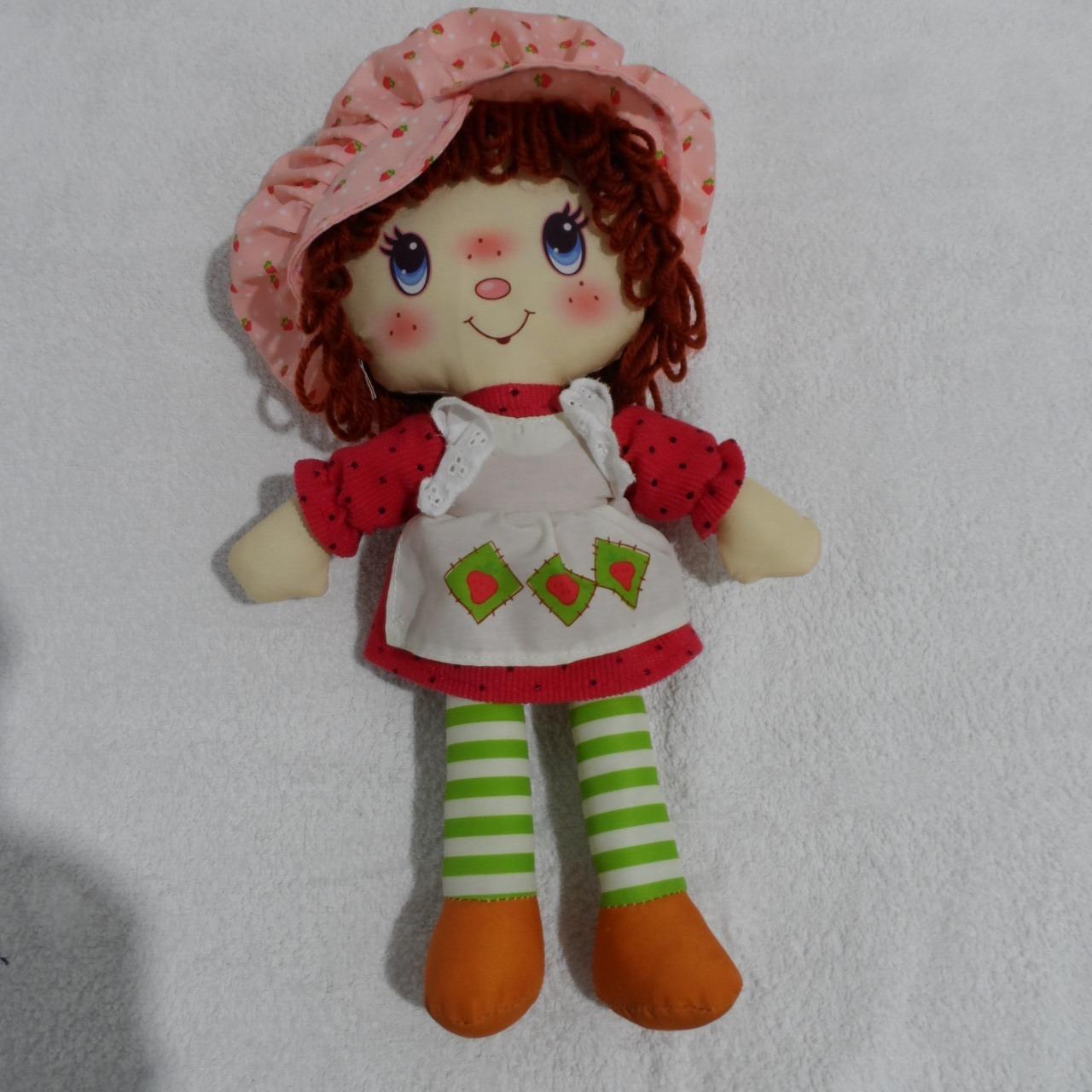Kids Multicoloured Strawberry Shortcake Doll