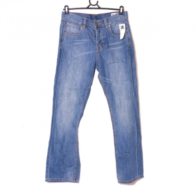 DC Mens  Size M Straight Jeans Blue