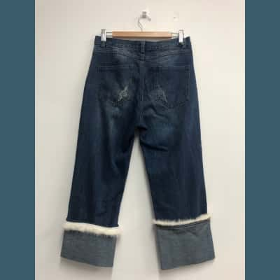 Other Women's  Size 10 Straight Jeans Blue