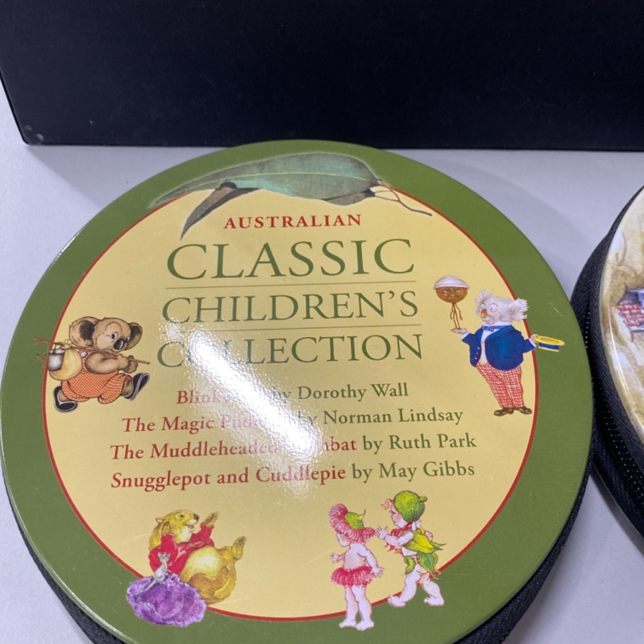CD books excellent condition