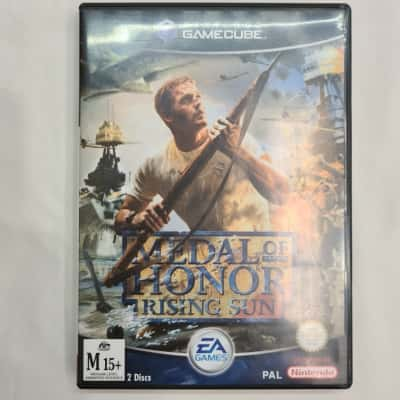 NINTENDO GAMECUBE - Medal of Honor Rising Sun PAL