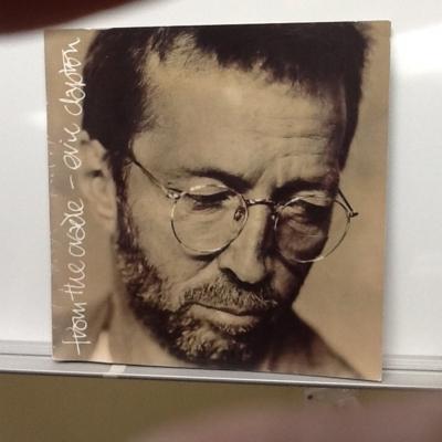 Eric Clapton signed 1995 European tour program