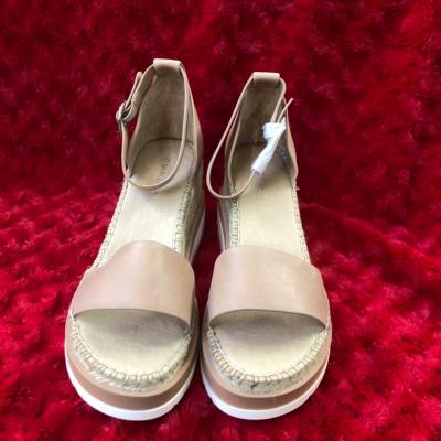Jo Mercer Womens Leather Sandals Size 41
