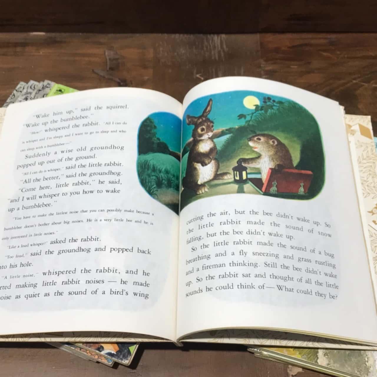 8 Vintage Little Golden Books