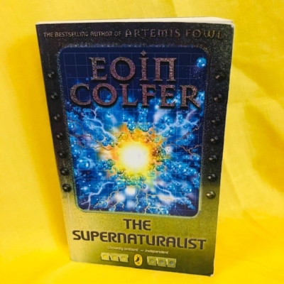 THE SUPERNATURALIST BY EOIN COLFER - BOOK