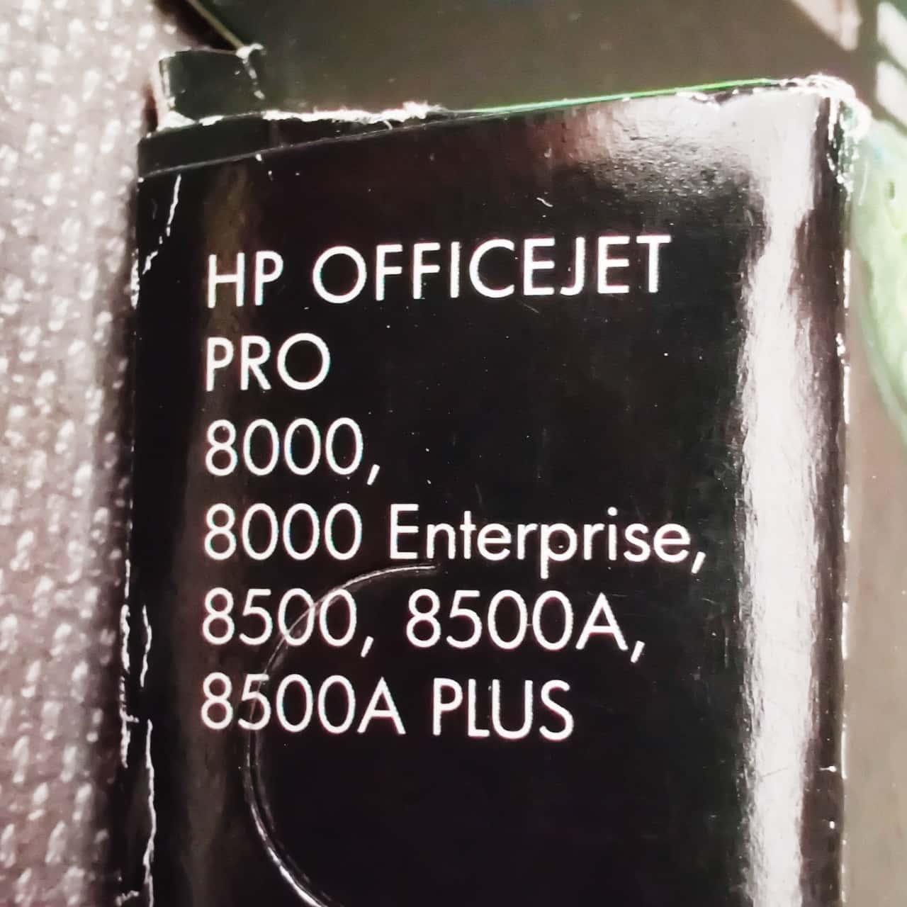 HP 940 XL Magenta Inkjet Cartridge for HP Officejet printers as per photo list
