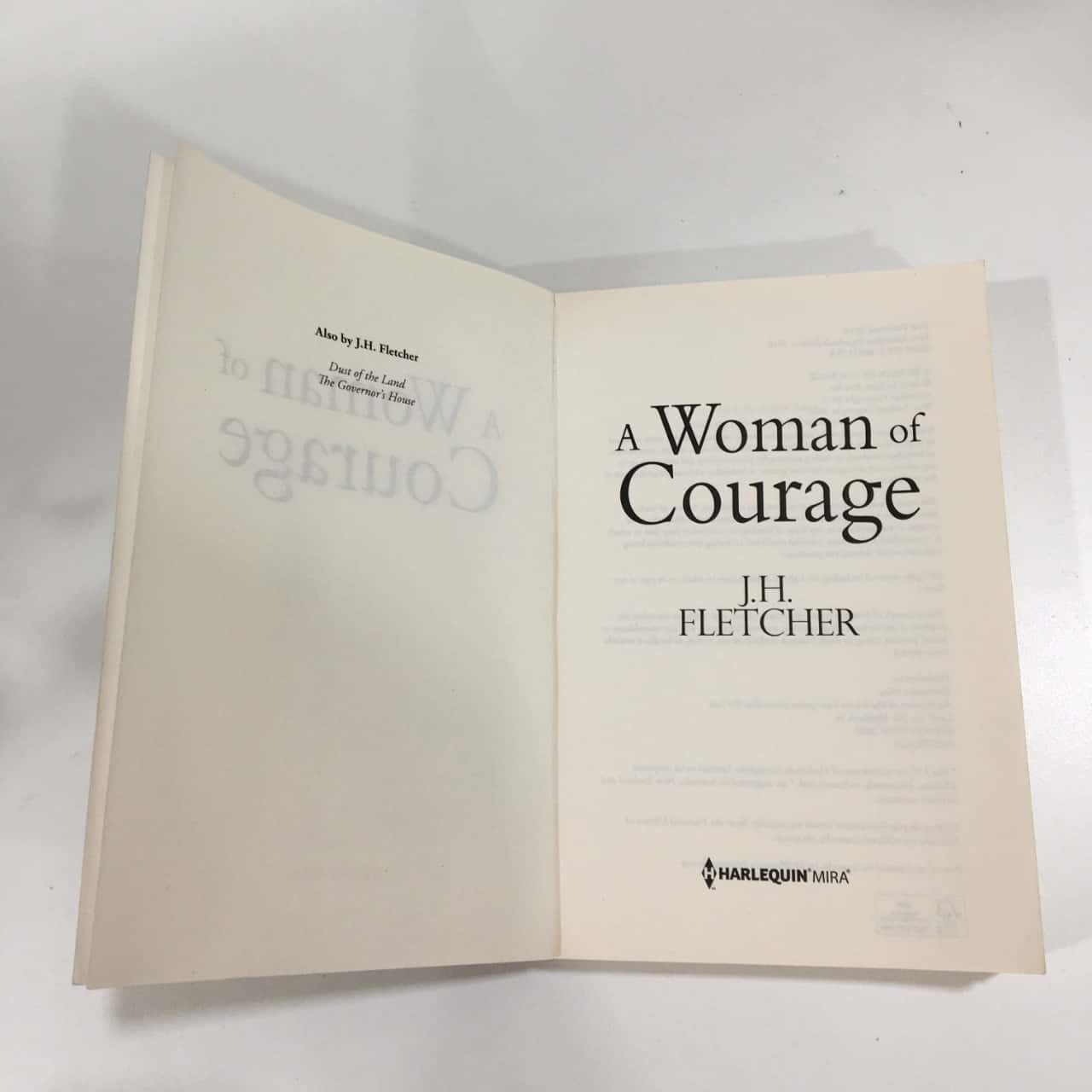 A Woman of Courage