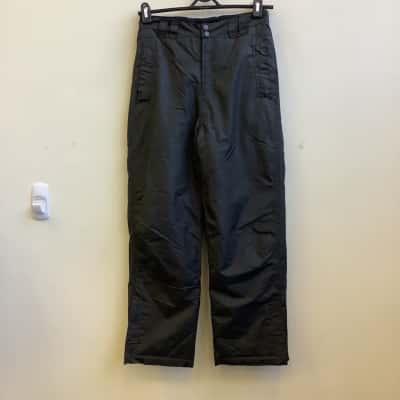 Alpine Boys  Size 11/12  Outdoor / Snow Pants Black
