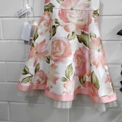 Kids  Size 2 Dress Floral Charter Club
