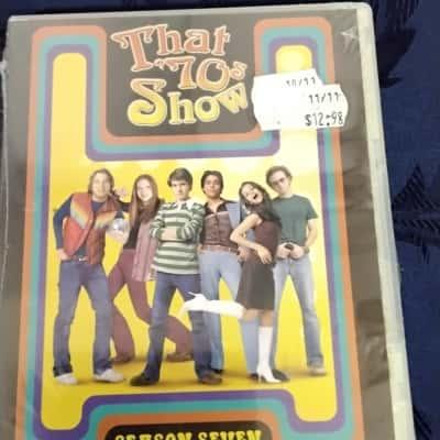 BNWT That 70s Show Season 7