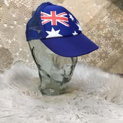 Herald Sun Australian Flag Cap