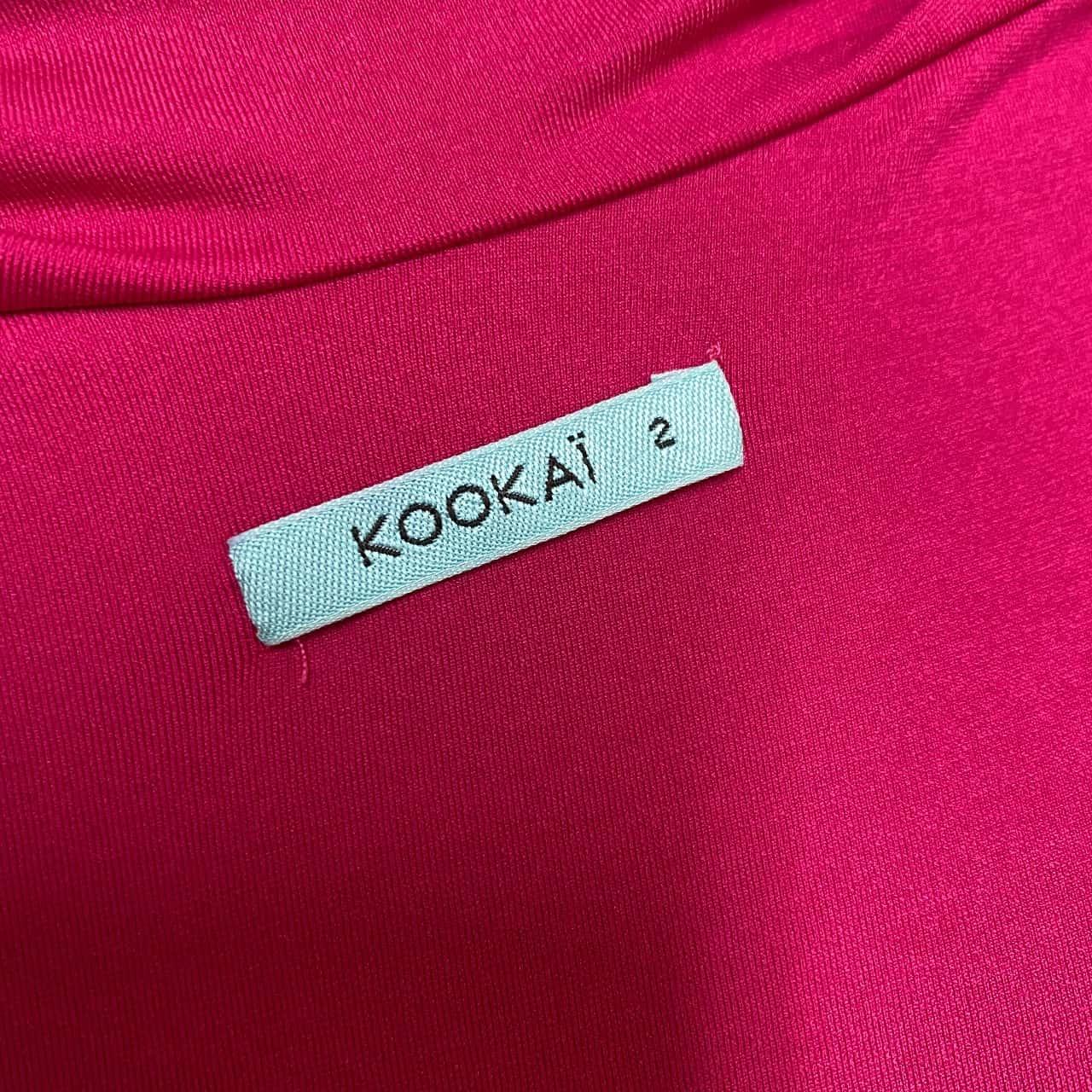 Kookai Womens  Size 2 Party Dress Pink