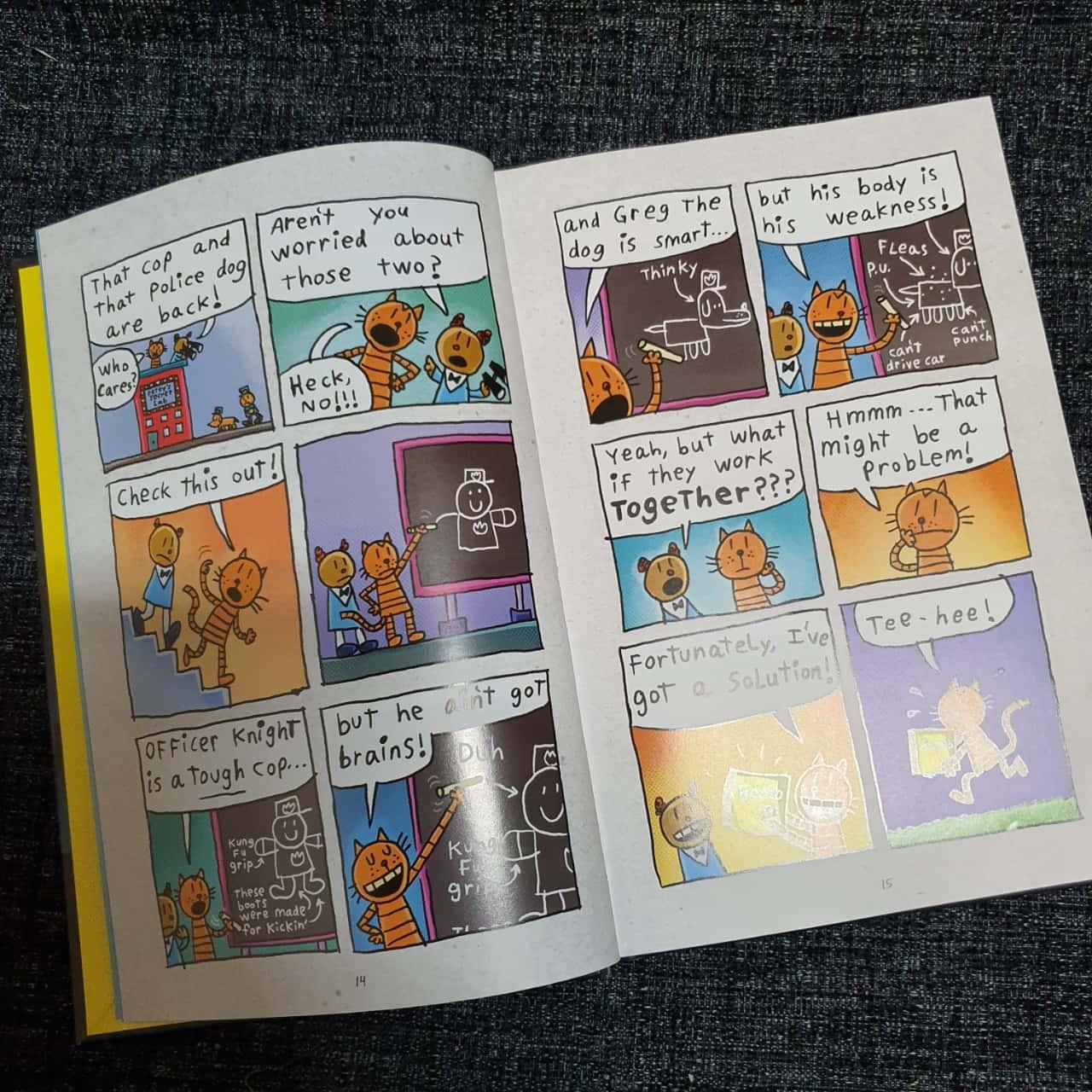 DogMan 3 Book Set Hardcovers - By Dav Pilkey
