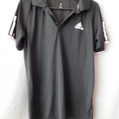 Adidas Men's Black Tennis Tshirt Size S UAF