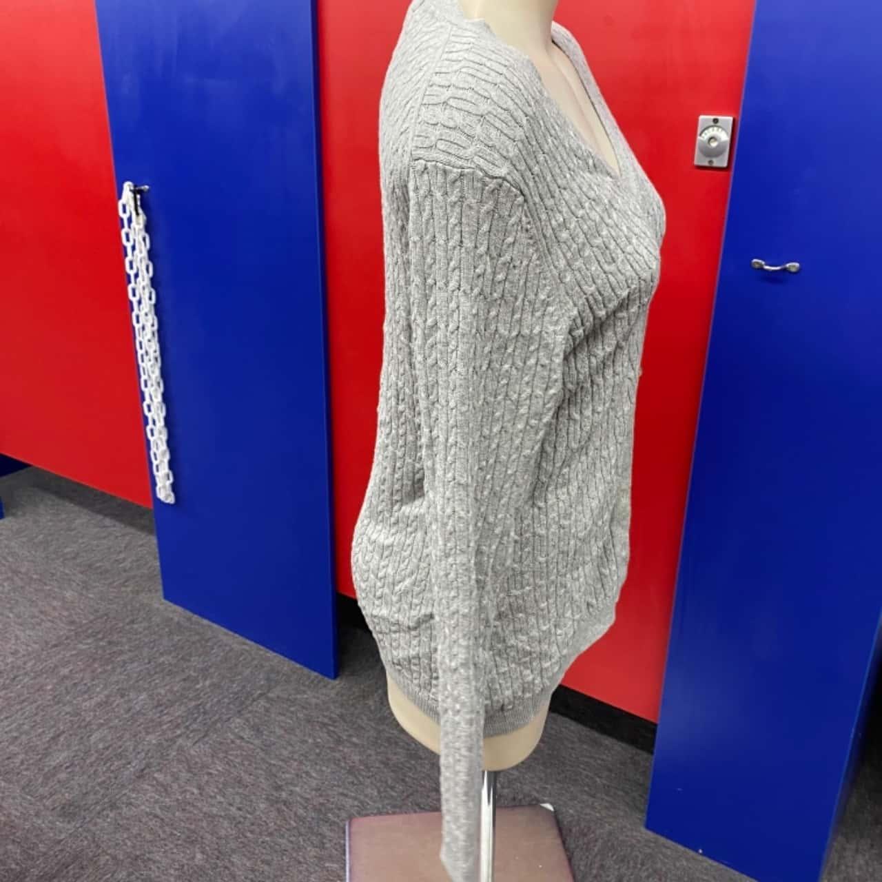 David Jones Womens  Size M Cardigans Grey