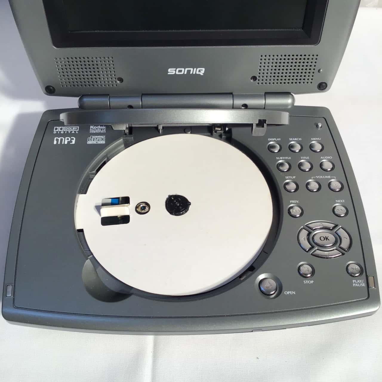 Soniq Portable DVD Player