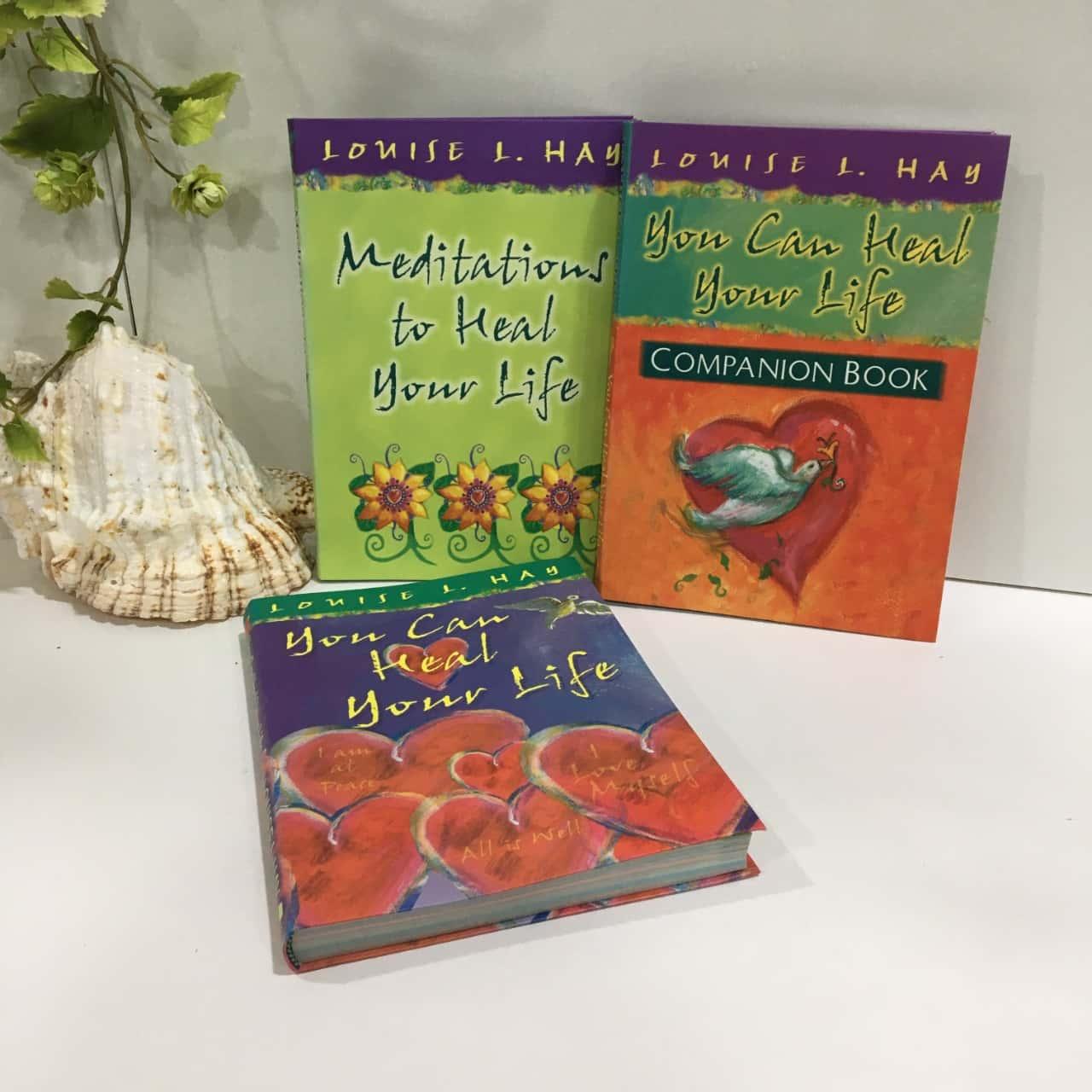 Louise. L. Hay, Book Bundle x 3 Books