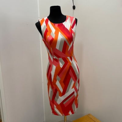 Womens TEABERRY SUMMER DRESS White /Orange/Red/Pink/Grey