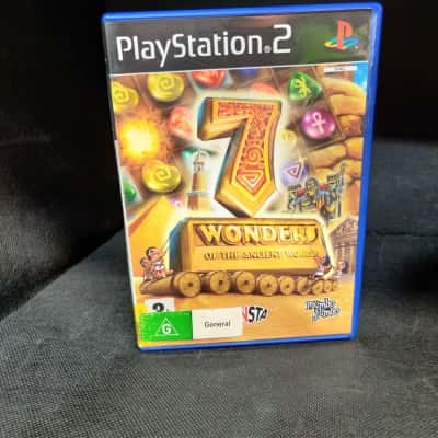 Play Station 2 - 7 Wonders of the Ancient World