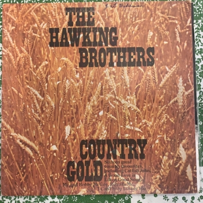 Vinyl Record The Hawking Brothers - Country Gold