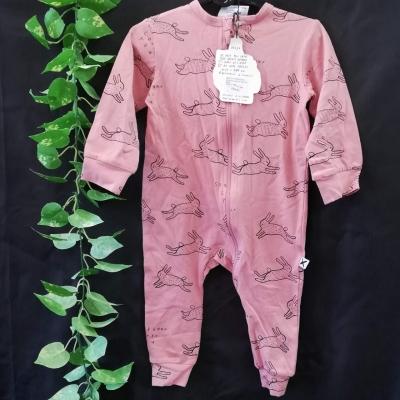 Minti Baby Pink Wondersuit Size 12-18m RRP$49.95 NEW