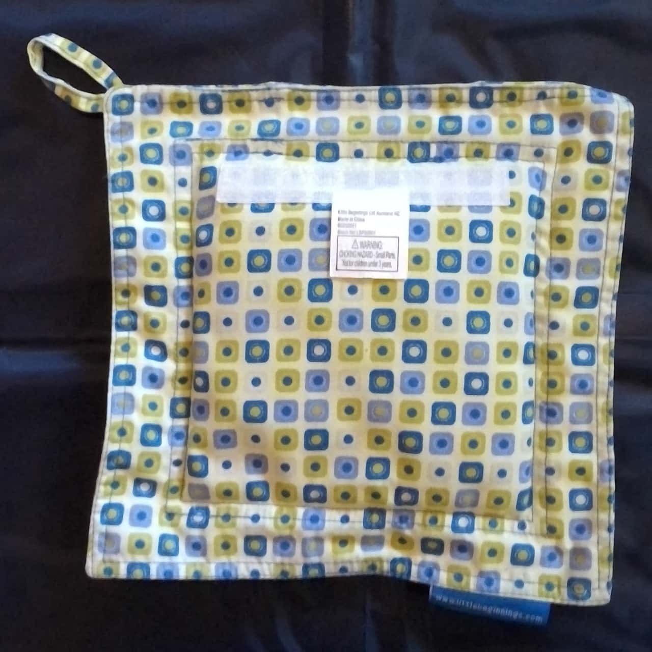 SENSORY ITEMS CLIMAGEL WEIGHTED BLANKET & PEEK SEEK FIND ACTIVITY PUZZLE  80 cm x 120 cm