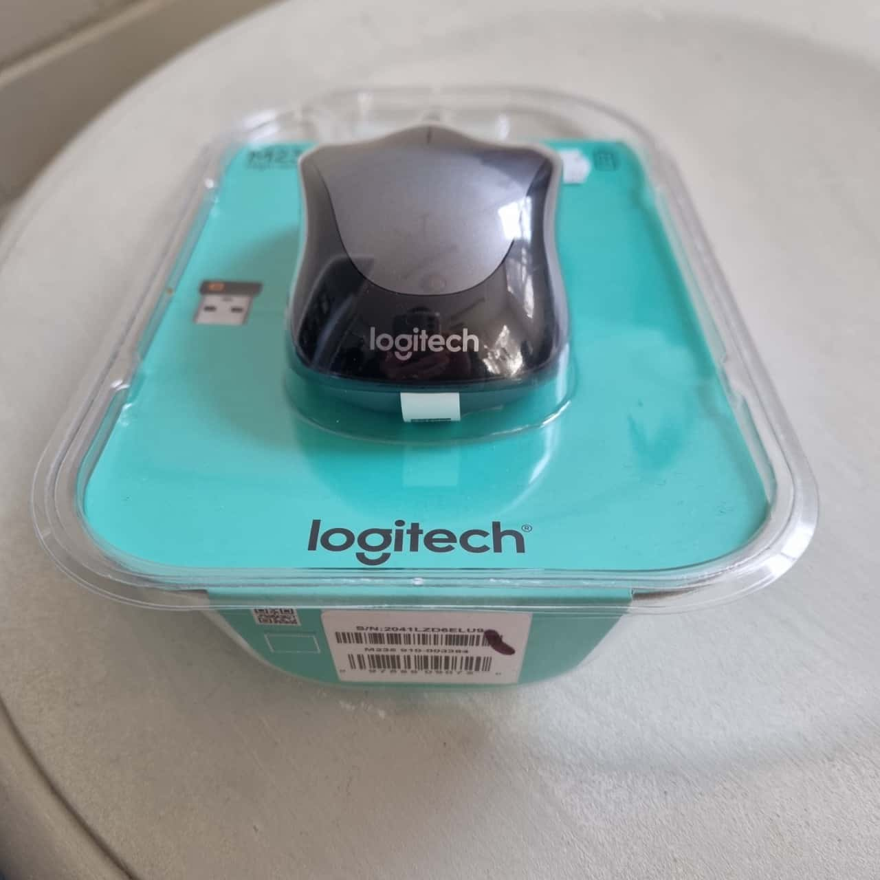 Logitech Mouse - M235 High definition tracking