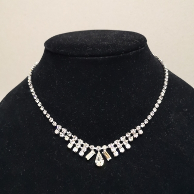 Womens Crystal Necklaces