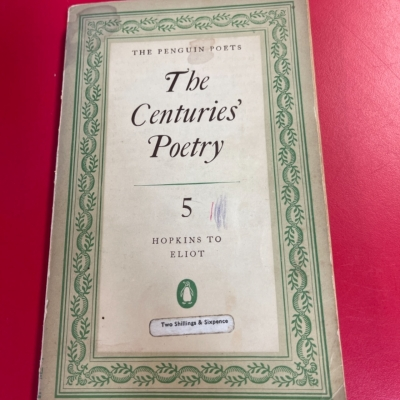 The centuries' poetry by Hopkins To Eliot the penguin poets