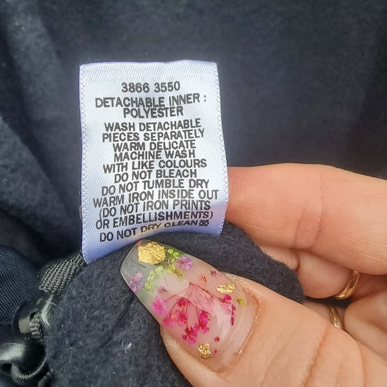 Target Men's Jacket - Size L.