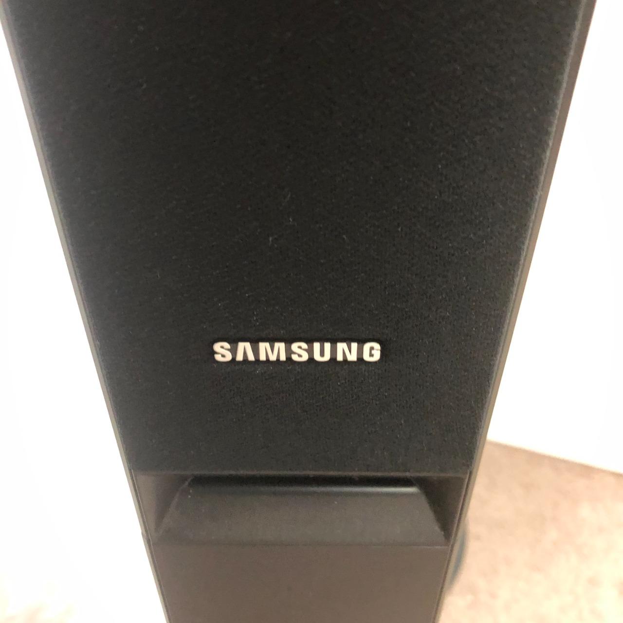 Samsung Digital Sound Speaker system +Subwoofer