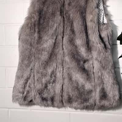 Zara Kids  Size 11 Vest Brown