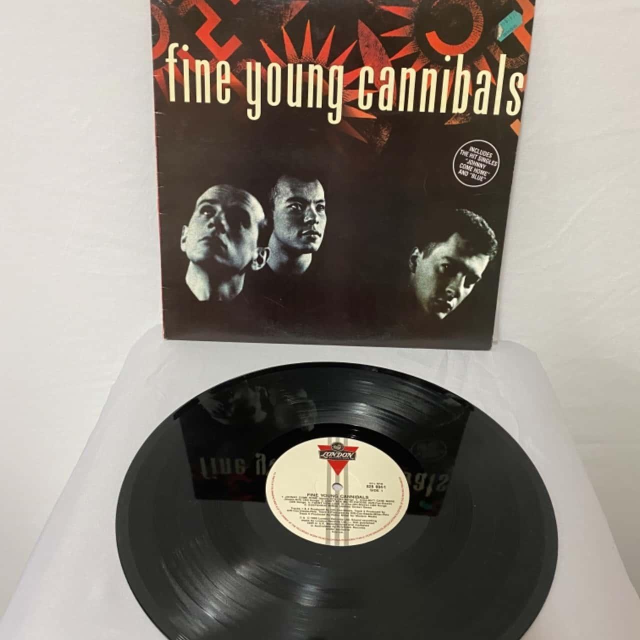 """Vinyl Record """"Fine Young Cannibals"""""""