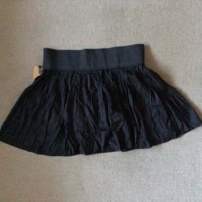Womens QUEEN THE LABLE ELASTIC WAIST SKIRT Size 18