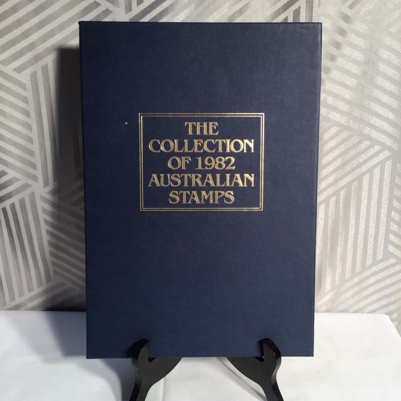 The Collection Of 1982 Australian Stamps Book