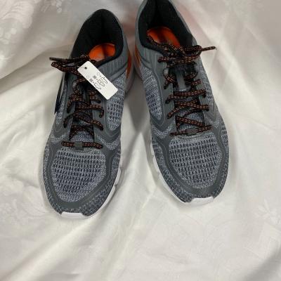 Fila Size 8 Black /Orange Joggers