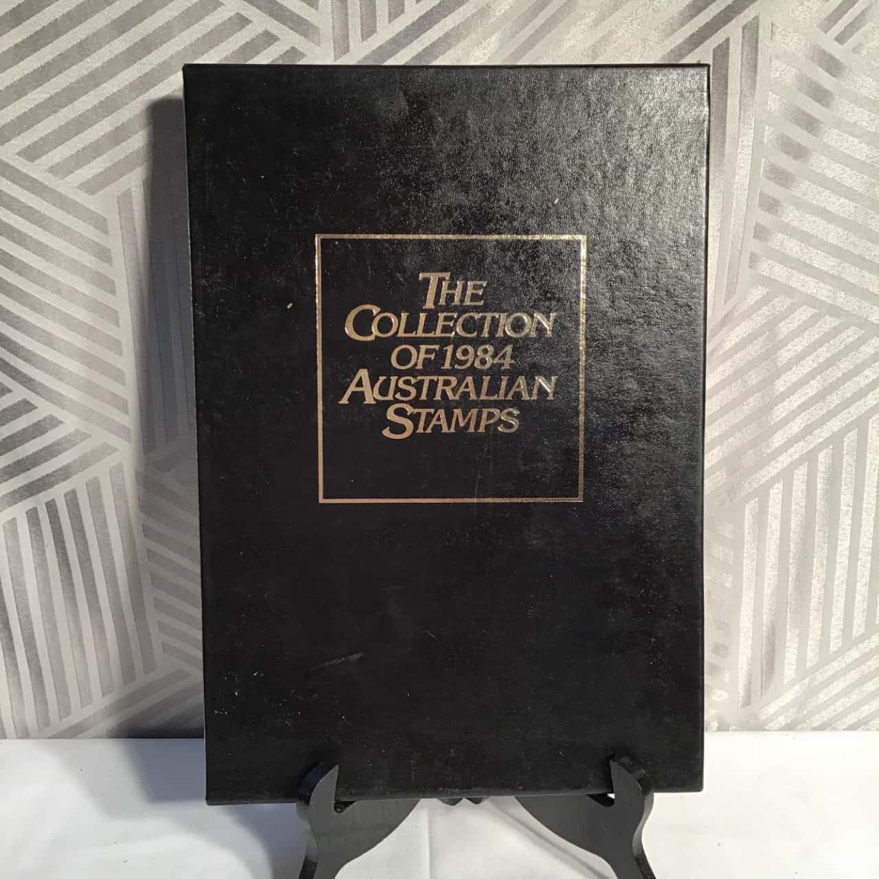 The Collection Of 1984 Australian Stamps Book