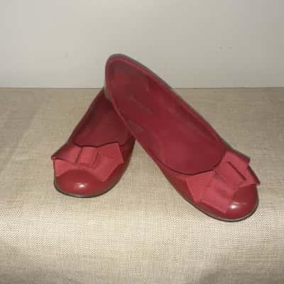 Jo Mercer Ballet Flats Size 6