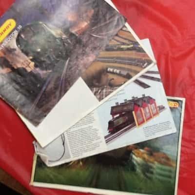 "Tri-ang Hornby ""Model Railways edition 18"" R.280 catalogue"