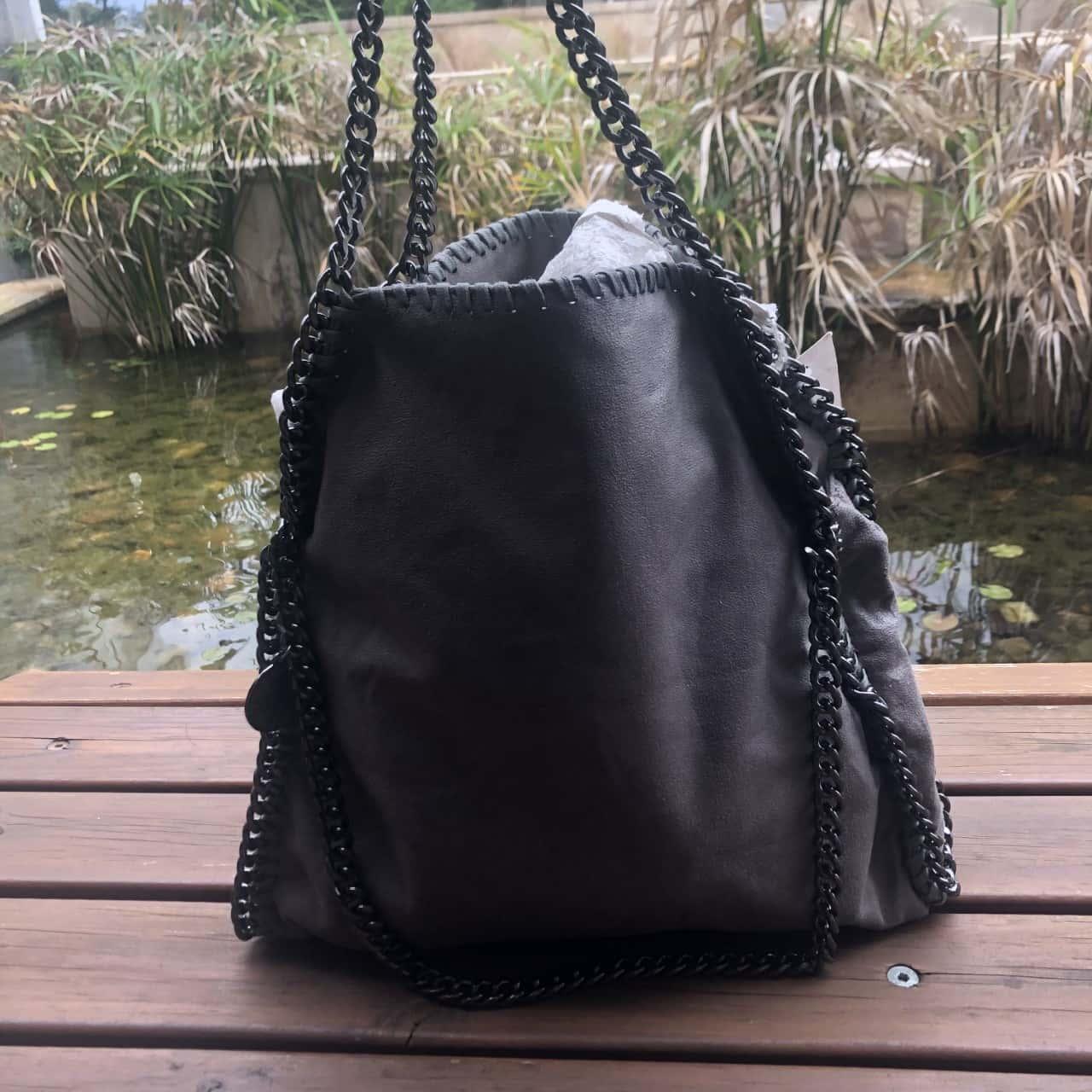 FAKE! Stella McCartney Grey Bag
