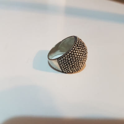 Womens Rings Silver 925 size O