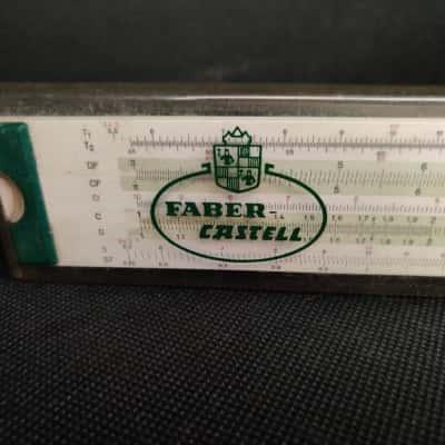 """Faber-Castell Slide Rule Model No. 52/82 """"Duplo"""""""